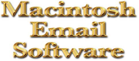 Macintosh Email Software